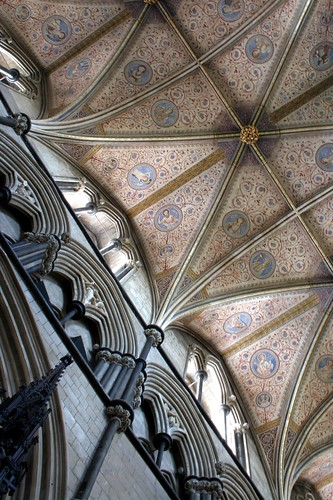Nave Ceiling, Worcester Cathedral. | by Heaven`s Gate (John)