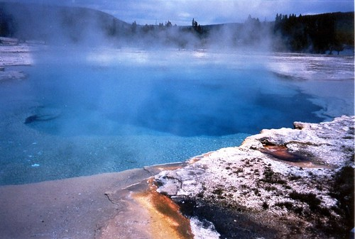 Yellowstone National Park, WY | by Snuffy