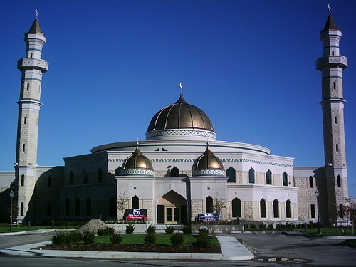 Largest Mosque in North America | by TyronesaurusRex