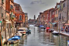 Murano channel