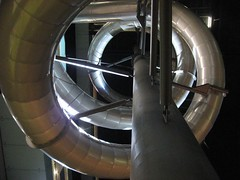Carsten Höller slides at Tate Modern | by Commonorgarden