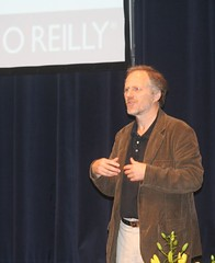 Tim O`Reilly at the 2nd Dresden Future Forum | by Dresden Future Forum