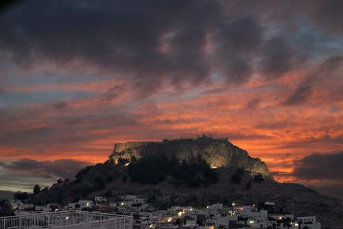 Acropolis sunrise. | by the dark place