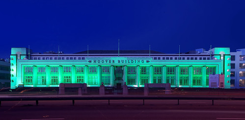 Hoover Building | by DaveWilliams