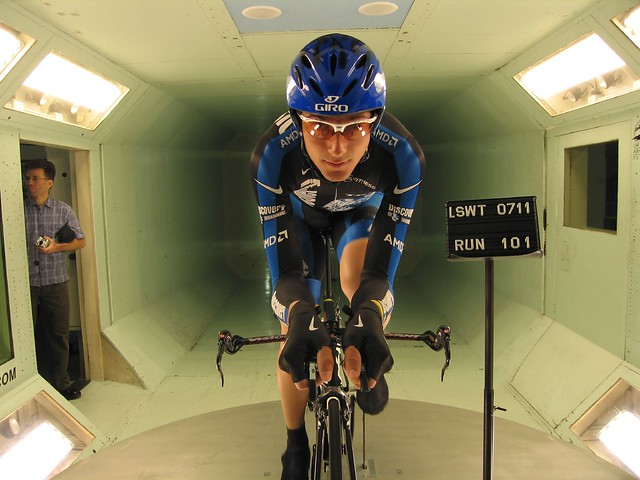 In the Wind Tunnel