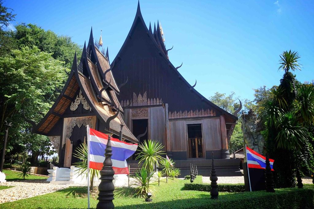 Chiang Rai - Black House 2