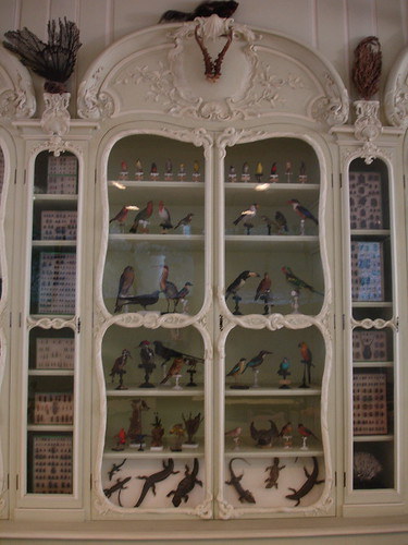 Le cabinet de curiosit de bonnier de la mosson in the for Meuble cabinet de curiosite