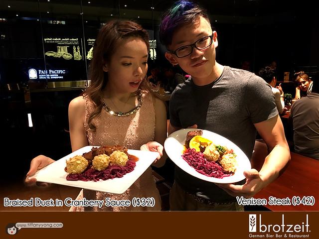 Brotzeit 2016 Christmas Peps Goh Tiffany Yong