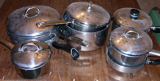 Free pots and pans | by RobotSkirts