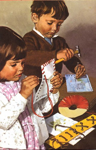 Vintage Ladybird Books 'Learning with Mother' | by LarkingAbout