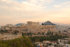 The Acropolis at Sunrise | by RobW_