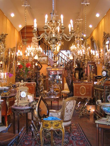 Paris Antique Market | by Saint Anselm College