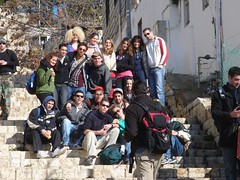 Birthright comes to Tzfat | by dlisbona