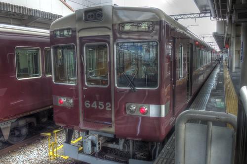 Katsura Station on NOV 29, 2016 (8)