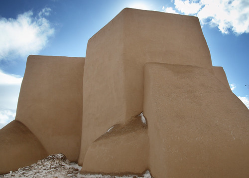 San Francisco de Asis Church:                Ranchos de Taos | by longhorndave