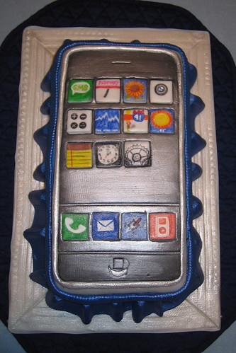 iPhone Cake | by icruise_flickr