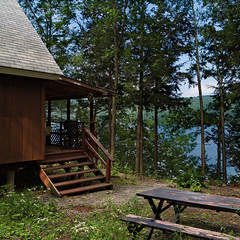 Robinson Crusoe sideporch | by Skaneateles Suites