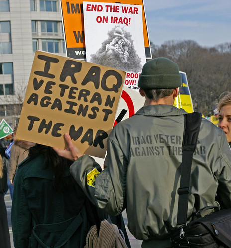 Iraq Veterans Against the War | by Night Heron