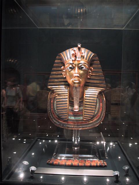 King Tutenkahmun, Cairo Museum, Egypt