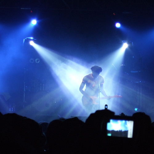 Bloc Party @ The Concourse in San Francisco and cameras | by ToastyKen