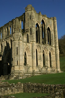Rievaulx Abbey | by Dave Hamster