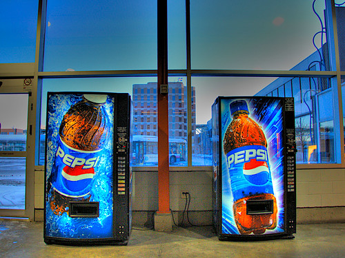 You can choose: Pepsi or... Pepsi? | by Michel Filion