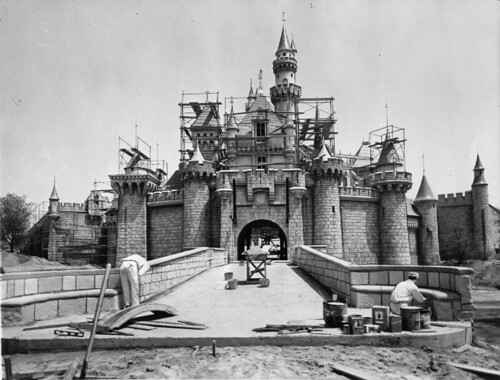 Sleeping Beauty's Castle 1955 | by Tom Simpson
