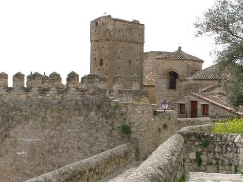 Castillo de Trujillo  tracX  Flickr
