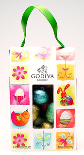 Godiva Assorted Chocolate Eggs | by cybele-