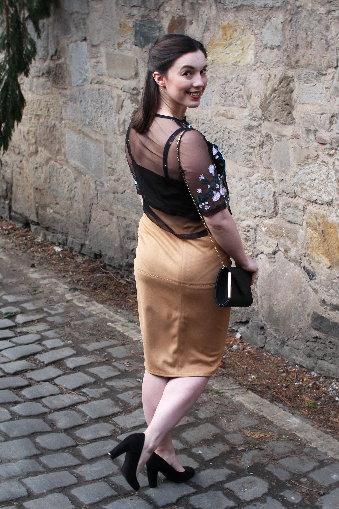 Fashion lifestyle blogger UK Edinburgh Scotland