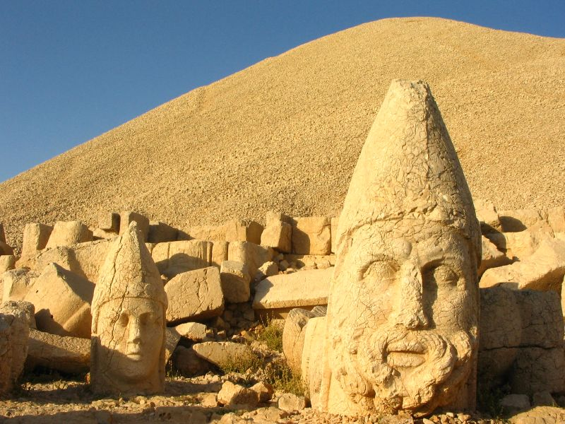 Mt Nemrut - Adiyaman - Turkey