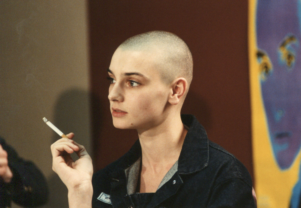 Sinead O'Connor, 1988