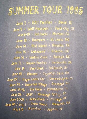Phish Tour Dates Songkick