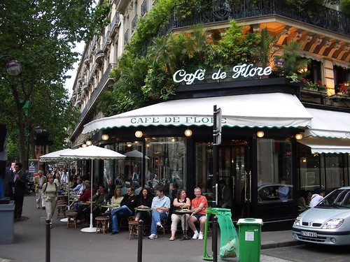 st-germain district: café de flore | by sergeymk