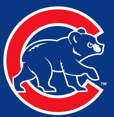 current Chicago Cubs logo | by D.L.