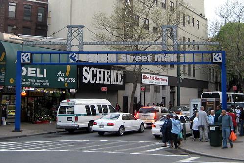 Brooklyn Downtown Fulton Street Mall Flickr Photo