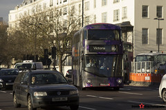 Wrightbus NRM NBFL - LTZ 1554 - LT554 - Aussie - Victoria 16 - Metroline - London - 161203 - Steven Gray - IMG_8723