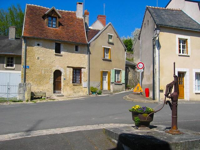 Montresor, Val de Loire, France