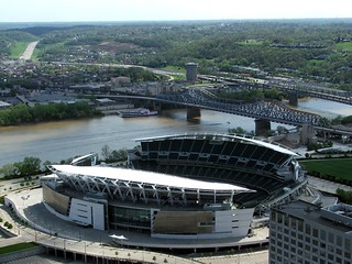 Paul Brown Stadium | by yock