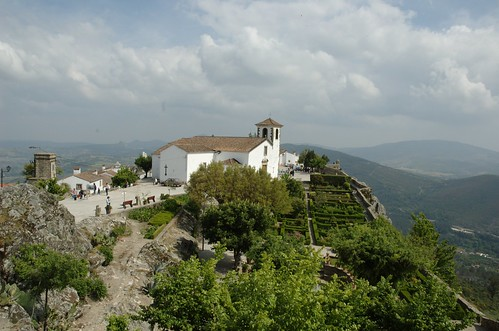 Marvão's church II.