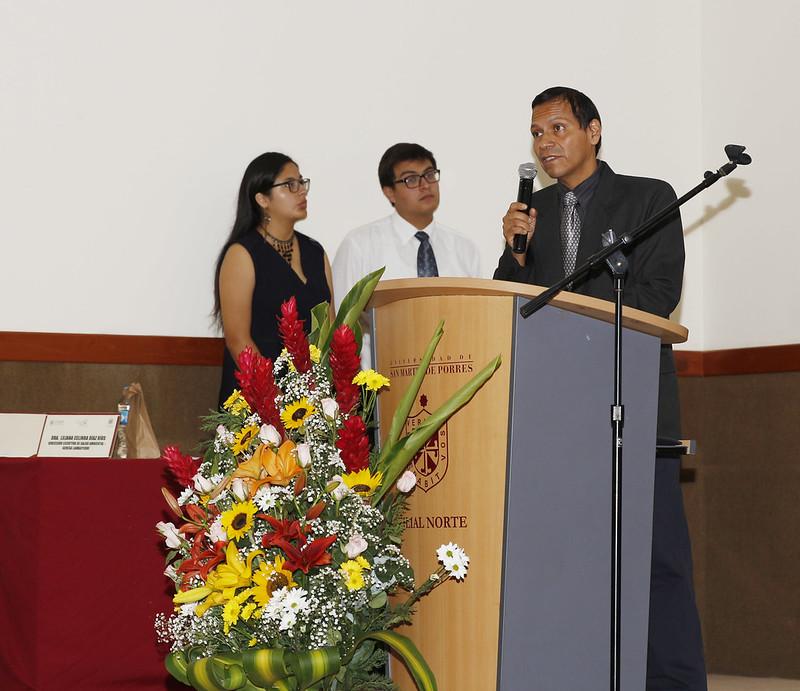 LXXVI Sesión de Cátedra Perú de la USMP analizó situación de la Salud en Lambayeque