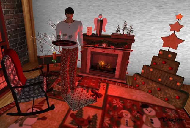 Circa - Northern Fireplace Set
