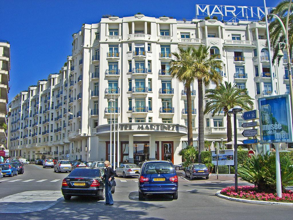 Cannes Martinez Hotel