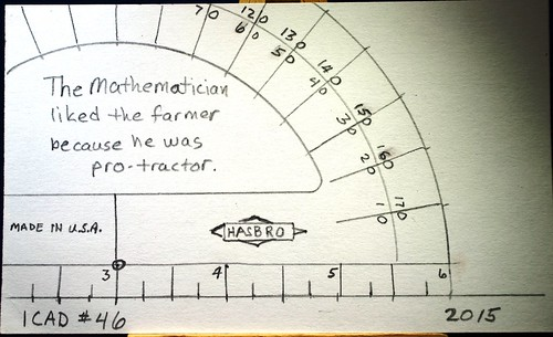 how to use a protractor math antics