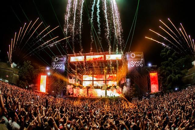 Martin Garrix, Dance Arena @ EXIT Festival 2015