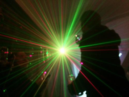 Laser Glory (Jan 2 2016)