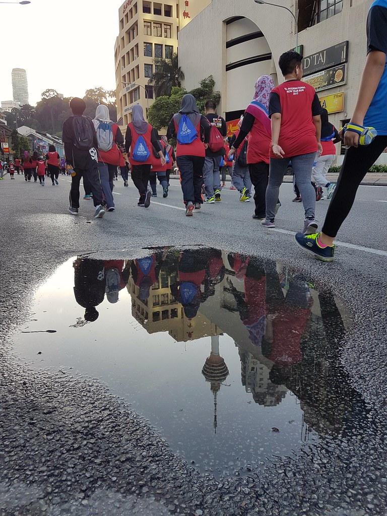 KL Jan 1 2017 International Run