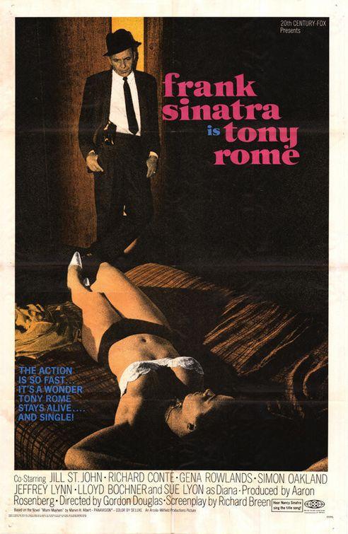 Tony Rome - Poster 2