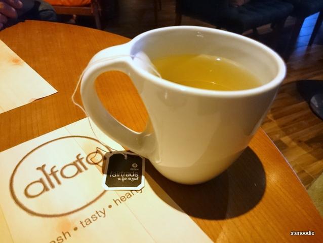 Alfafa tea set