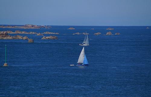 099 Uitzicht bij La Croix de Maudez